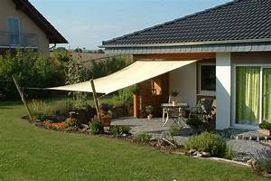 sonnensegel sonnenschutz viereck sonnendach windschutz With französischer balkon mit kunststoffschrank garten wasserdicht
