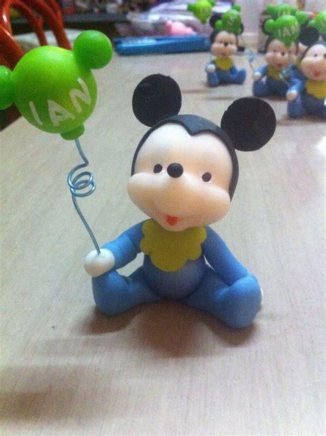 Mickey And Minnie Mouse Pic Hermosos Souvenirs De Mickey Mouse Bebe En Porcelana Fria 11295 Mla20042231624 022014 F Jpg 896
