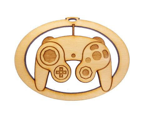 Classic Game Controller Ornament