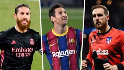 FIFA 21 ratings: Messi, Benzema, Oblak & the best La Liga ...