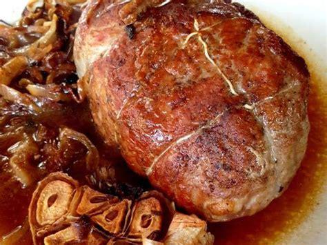 recette de cuisine roti de veau recettes de rôti de veau et thym