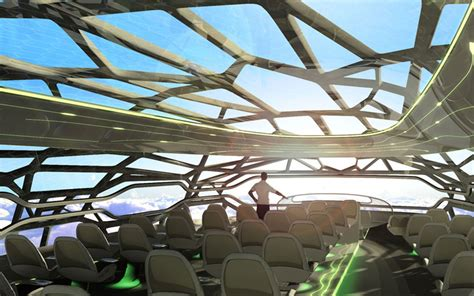 craziest airplane cabins   future travel leisure