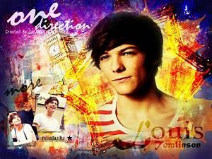 ♥Louis♥ - Louis Tomlinson Wallpaper (31397291) - Fanpop