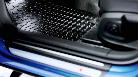 Audi Accessories by Audi Genuine Accessories Q3 Floor Mats