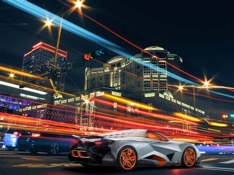 Cool Lamborghini Egoista Wallpaper High Resolu #7069