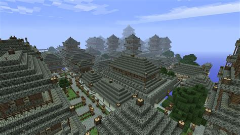 center wall ancient city of xi 39 an minecraft project