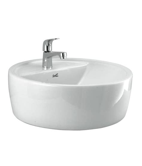 Buy Parryware Wall Hung Wash Basins C0477 Online at Low ...