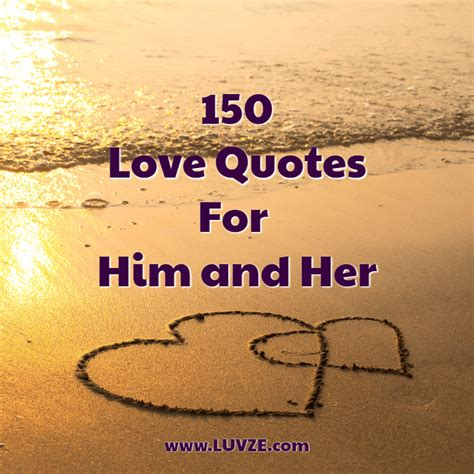 cute romantic love quotes  himher