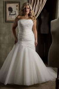 plus size fit and flare wedding dresses naf dresses With plus size trumpet wedding dress