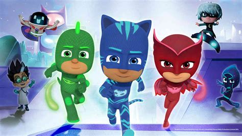 Pj Masks Save The Day Show Live At Boch Center Wang Theatre