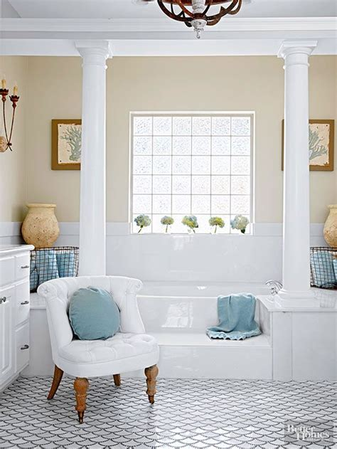 Spa Bathroom Color Schemes by Soothing Bathroom Color Schemes Beautiful Bathrooms