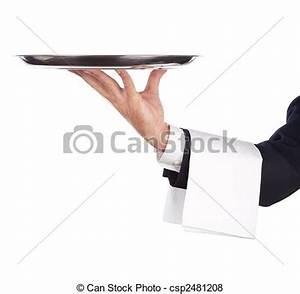 Tablett Mit Foto : bilder von kellner mit tablett kellner mit a silber platte csp2481208 suchen sie ~ Orissabook.com Haus und Dekorationen
