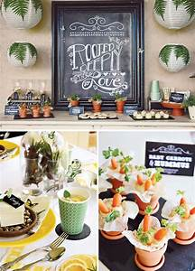 Bridal Shower Inspiration from Hostess with the Mostess