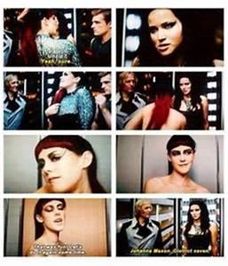 Hunger Games on Pinterest | Johanna Mason, Mockingjay and ...
