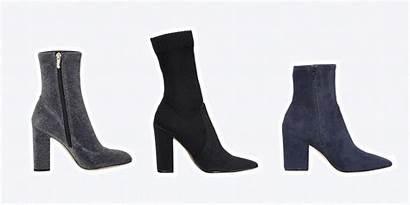 Sock Boots Booties Trendy Designer Right