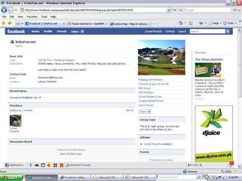 xcitefun & facebook - XciteFun.net