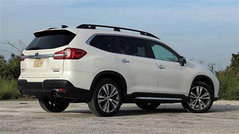 Subaru Ascent Review by 2019 Subaru Ascent Review Motor1 Photos