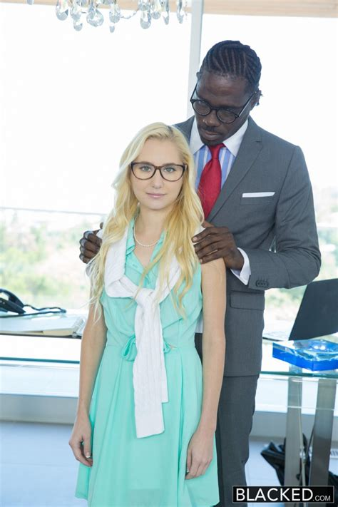 Blacked 95 Odette Delacroix Hot Cute Lovely Sexy