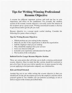 68 Elegant Photos Of Resume Writing Objective Section