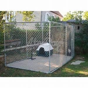 Grande Cage Pour Chien : chenil pour chien petsafe ~ Dode.kayakingforconservation.com Idées de Décoration
