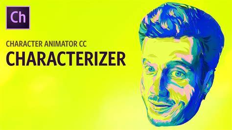 characterizer adobe character animator tutorial youtube