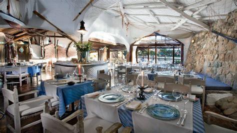 Il Porto Restaurant by Il Pescatore Restaurant Cervo Hotel Costa Smeralda Resort