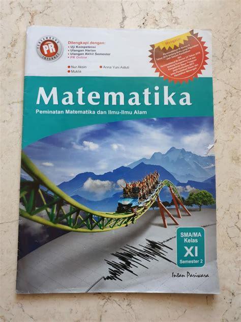 Soal & kunci jawaban kimia semester 2 kelas 11. Buku Pr Intan Pariwara Kelas 7 Semester 2 - Info Berbagi Buku