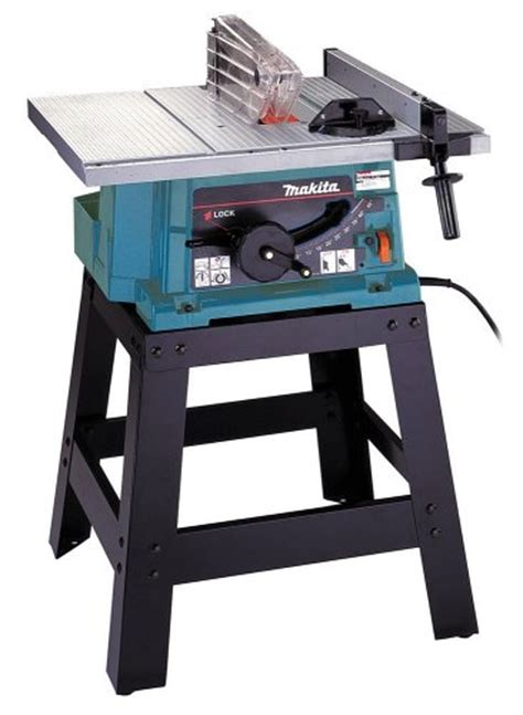 makita 2703x1 15 amp 10 inch benchtop table saw with fixed