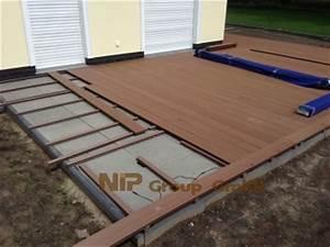 Terrassendielen Aus Kunststoff : nip group gmbh wpc terrassendielen abschlussprofiel 60x11x2850 2 05 pro lm braun wpc ~ Whattoseeinmadrid.com Haus und Dekorationen
