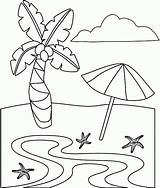 Coloring Printable Plage Dessin Sheets Coloriage Colorier Sheet Imprimer Maternelle Drawings Drawing Holiday Activities Popular sketch template