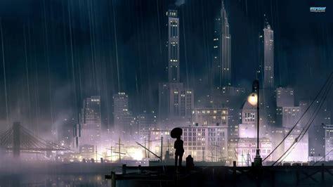 rainy city  night  xjpg jpeg image