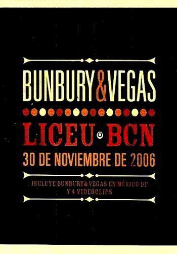 Descargar Bunbury & Vegas Liceu Bcn [dvd9] En Buena Calidad