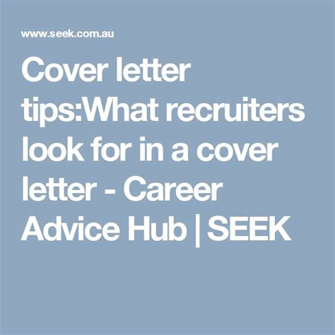 Cover Letter Tips by 17 Best Ideas About Cover Letter Tips On