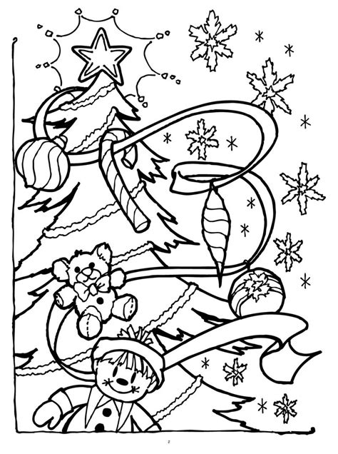 Coloring Books   Twas Night Before Christmas Really Big