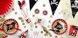 Deco Anniversaire Pirate : le top 10 des kits pirate pour son anniversaire ~ Melissatoandfro.com Idées de Décoration