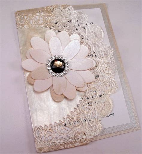 ideas  couture wedding invitations