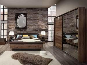 Ebay Schlafzimmer Komplett : schlafzimmer jacky komplett bett kleiderschrank mit beleuchtung nachttische 0215 ebay ~ Watch28wear.com Haus und Dekorationen