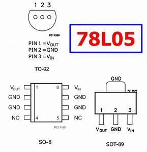 78l05 Datasheet - 5v Positive Voltage Regulator