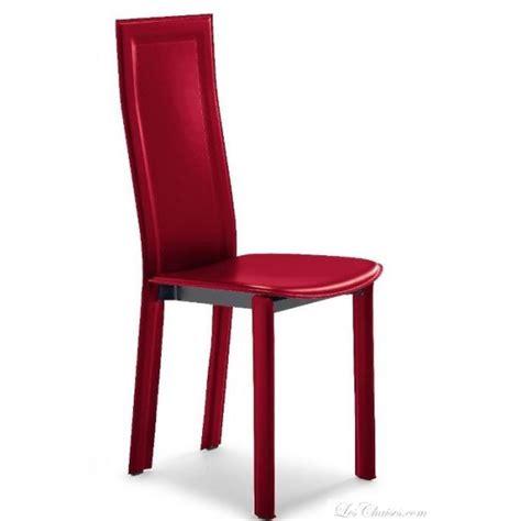chaise de salle chaise salle a manger contemporaine cl105 et chaises