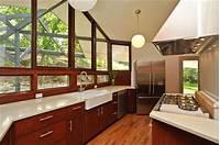 magnificent modern kitchen plan braxton and yancey: MID CENTURY MODERN KITCHENS