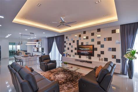 bungalow home interiors modern bungalow design malaysia studio design