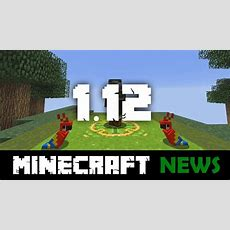 What's New In Minecraft 112? Youtube