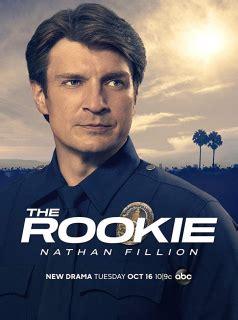 regarder la serie  rookie le flic de los angeles