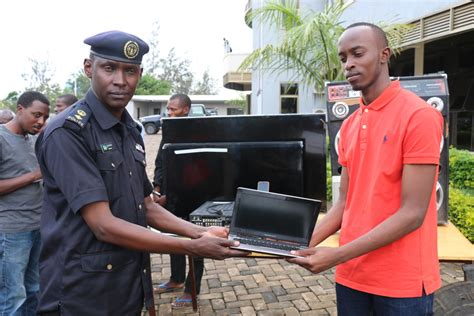 seven suspected thieves arrested in kigali