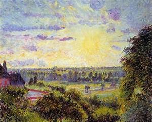Eragny Art De Vivre : camille pissarro plein air painting tutt 39 art ~ Dailycaller-alerts.com Idées de Décoration