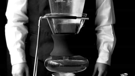 [HARIO]Coffee Syphon Sommelier   YouTube