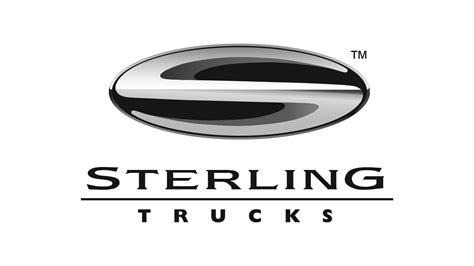 sterling trucks logo hd png information carlogosorg