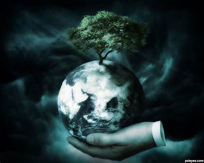 Save Planet Earth Photoshop Globe Wallpapers Earth2