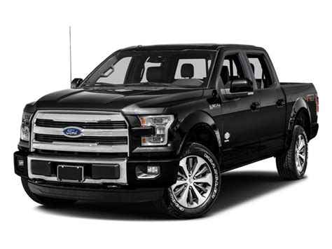 2017 Ford F-150 Crew Cab King Ranch 4wd Prices, Values & F
