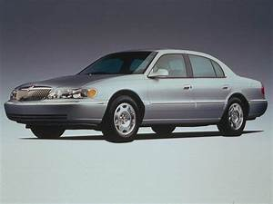 1998 - 2002 Lincoln Continental Review